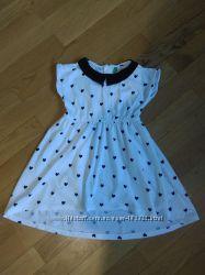 Очень красивое платье Benetton