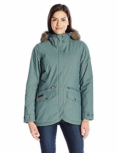 Красивая куртка парка Columbia размер S-М