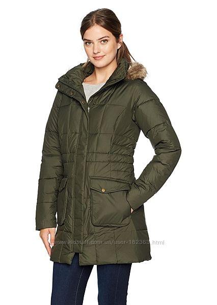Удлиненная куртка пальто Columbia оригинал, размер xs