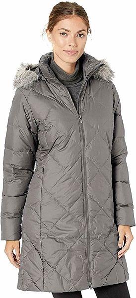 Пальто пух Columbia оригинал, размер xs