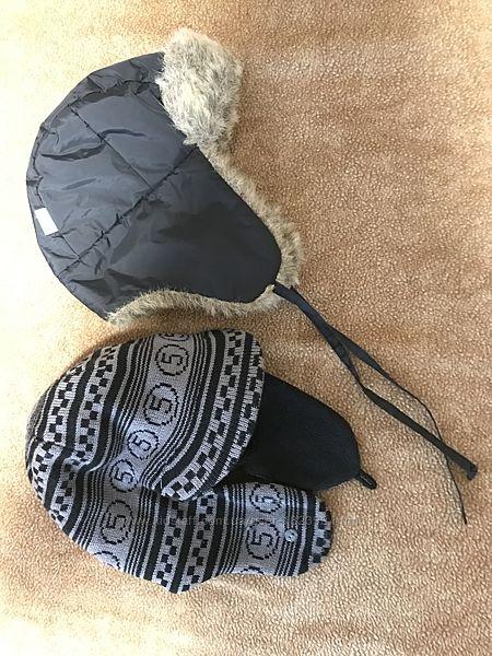 Зимние термо шапки Lenne
