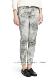 Новые брюки с фишкой от Mango 34. 36