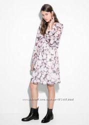 Воздушное романтичное  платье от Mango