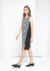 Классное платье вискоза от Mango S M