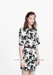 Cуперовое стильное платье Mango S