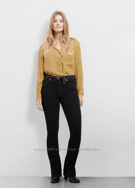 Блузка-рубашка Rosca от mango L, XL
