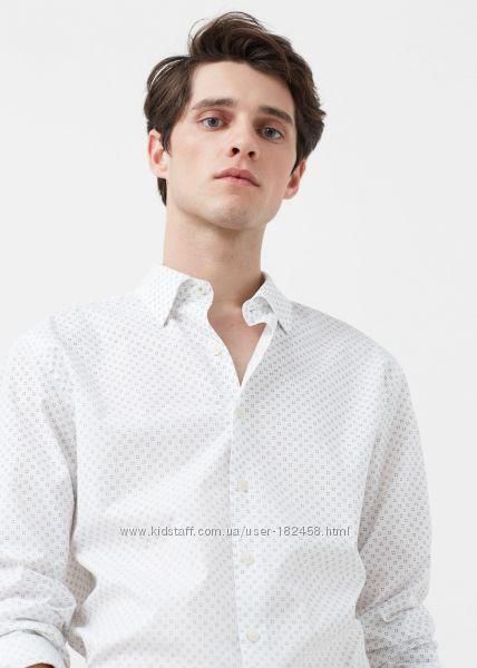 Рубашка 505 от Mango XXL