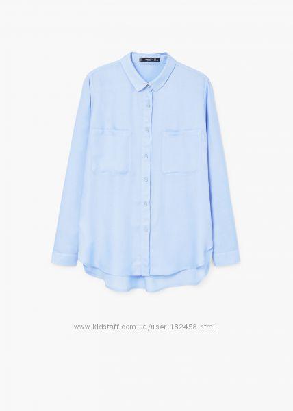 Рубашка - блуза XS от Mango