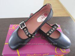 Туфельки pablosky 37 размер 24см