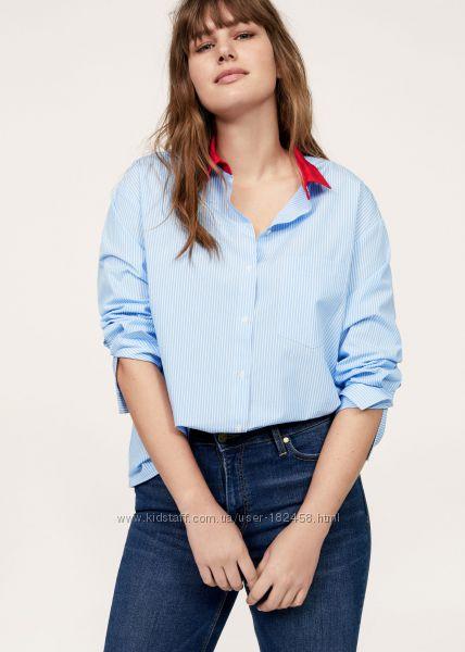 Рубашка SPECIAL от Mango Viola