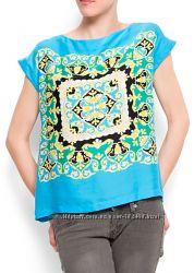 Новые шикарные блузки и футболки Mango