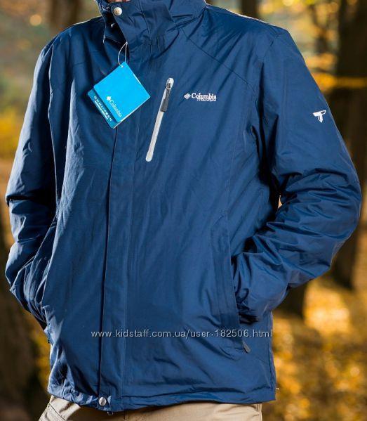 Распродажа остатков Мембранная куртка Columbia Titanium 3в1 весна-осень