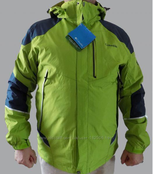 Мужская мембранная куртка Columbia Titanium 3-в-1