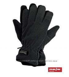 Очень теплые перчатки Флис  Thinsulate фирма Reis Польша