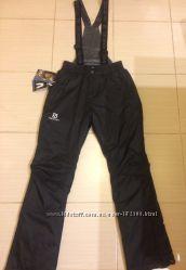 Распродажа последний размер Тёплые лыжные штаны Salomon