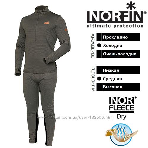 Термобелье микрофлис Norfin Nord Air Финляндия