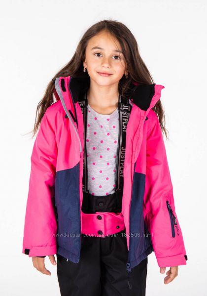 Подростковые и детские лыжные куртки JUSTPLAY, Словакия Много расцветок