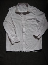 рубашка мальчику на 9-10 лет