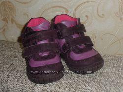 Демисезонные ботинки MINIMEN на девочку, как новые
