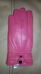 Перчатки Etincell кожа, замша - в наличии