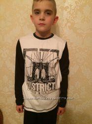 Реглан футболка с длинным рукавом на мальчика. Польша