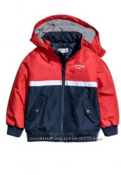 Новая деми курточка H&M 9-10лет
