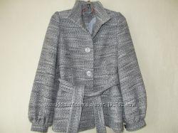 Пальто деми короткое S