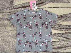 Новые футболки, поло, рубашка известных фирм