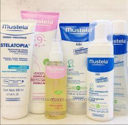 Mustela под заказ из Франции по цене сайта