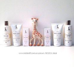 Жирафы Sophie La Girafe Vulli Франция косметика Vulli