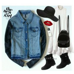 джинсовая куртка Outfitters p-M