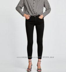 джинсы скини Zara р-34 полная S