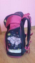 Каркасный школьный рюкзак Tiger для девочки