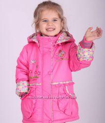 Куртка демисезонная для девочки Donilo 74-98