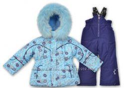 Зимний костюм - комбинезон для девочек Donilo 80, 86, 92, 98, 104, 110
