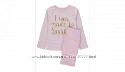 Пижама девочке размеры  8-9 и 9-10 лет