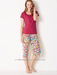 Пижама, Ночнушка  женская XS, S, M, L платье для сна   Marks&Spencer