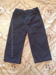 Плотные брюки на мальчика 92 см