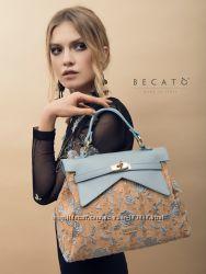 Роскошные сумки  Becato  Италия