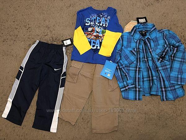 Одежда на 4 года