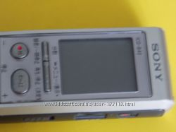Цифровой диктофон Sony