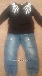 джинсы фирменные