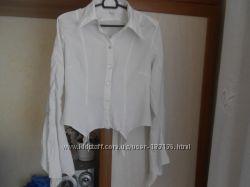 хлопковая блуза 30 грн, в отличном состоянии