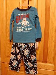 Пижама термо флис  Carter&acutes 3Т