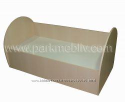 Кровать Милана размер 70см на 140 см