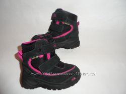 Зимние ботиночки The North Face gore-tex Америка 22. 5 р. , 14. см