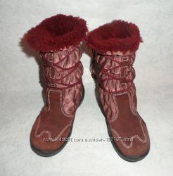 Зимние термо ботинки Primigi Италия gore tex 29 р. 19 см