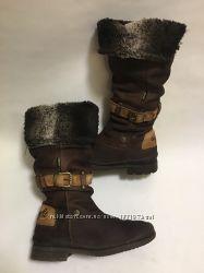 Демисезонные термо-ботинки Суперфит Австрия  гортекс 33 р. 22  см по ст