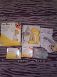 Нові пакети для зберігання і заморожування грудного молока Medela