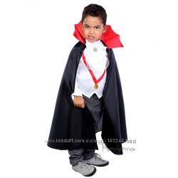 Карнавальный костюм Дракулы, вампира или графа на мальчика 3-7 ле